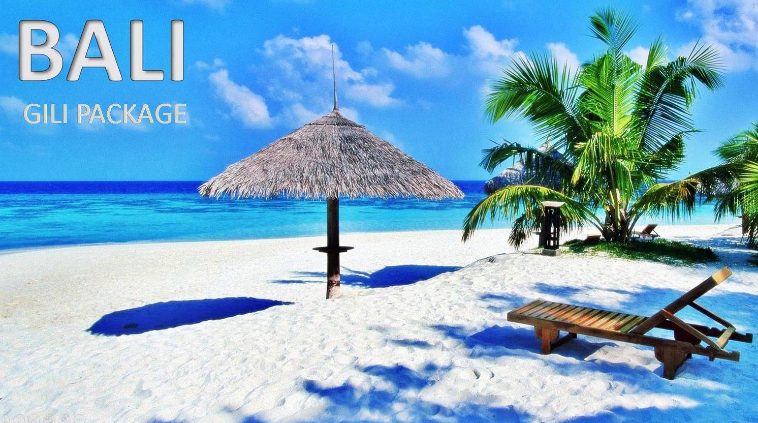 Bali Gili 6 Nights Package