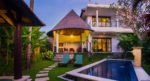 the bidadari villas and spa,bidadari villas