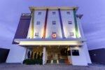 amaris hotel pratama, amaris hotel pratama nusa dua, entrance amaris hotel pratama