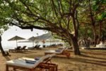 matahari beach resort bali, bali hotel, pemuteran hotel, beach area, matahari beach resort beach area