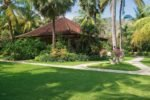 matahari beach resort bali, bali hotel, pemuteran hotel, matahari beach resort lush garden