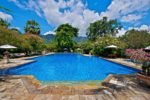 matahari beach resort bali, bali hotel, pemuteran hotel, matahari beach resort swimming pool