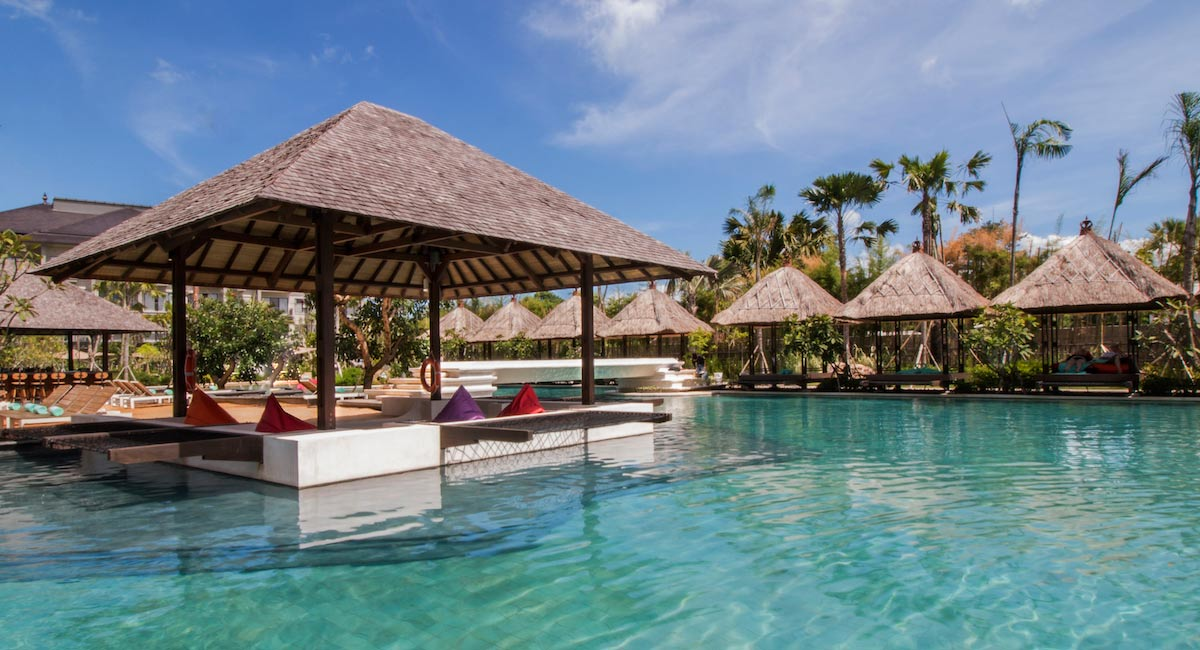 Movenpick Resort and Spa Jimbaran Bali