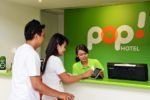 pop hotel, pop hotel nusa dua, reception pop hotel nusa dua