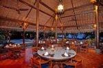 taman selini bungalows, pemuteran bungalow, bali bungalow, bali hotel, pemuteran hotel, taman selini bungalows dining area