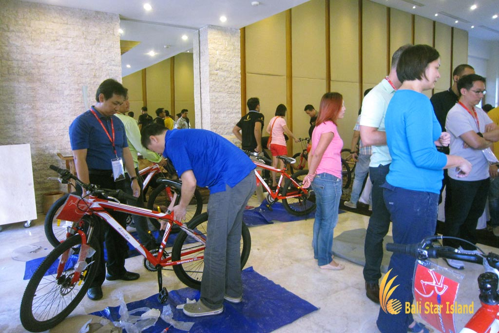 csr bike, bali csr, bali csr service, corporate social responsibility