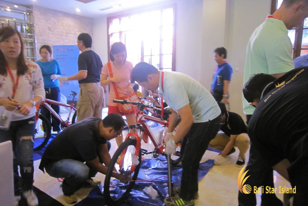 bali bike reconstruction, bile reconstruction csr, bali csr, bali csr service, corporate social responsibility