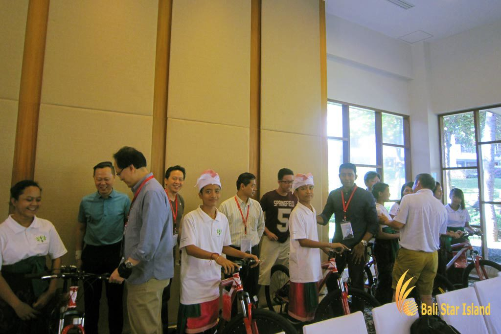 bali bicycle, bali bicycle reconstruction, bike reconstruction csr, bali csr, bali csr service, corporate social responsibility