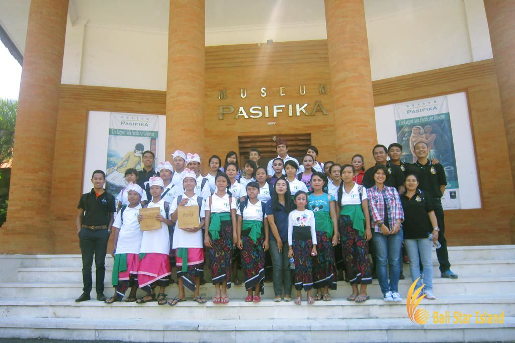 museum pasifika, pasifika csr project, bali csr, bali csr service, corporate social responsibility