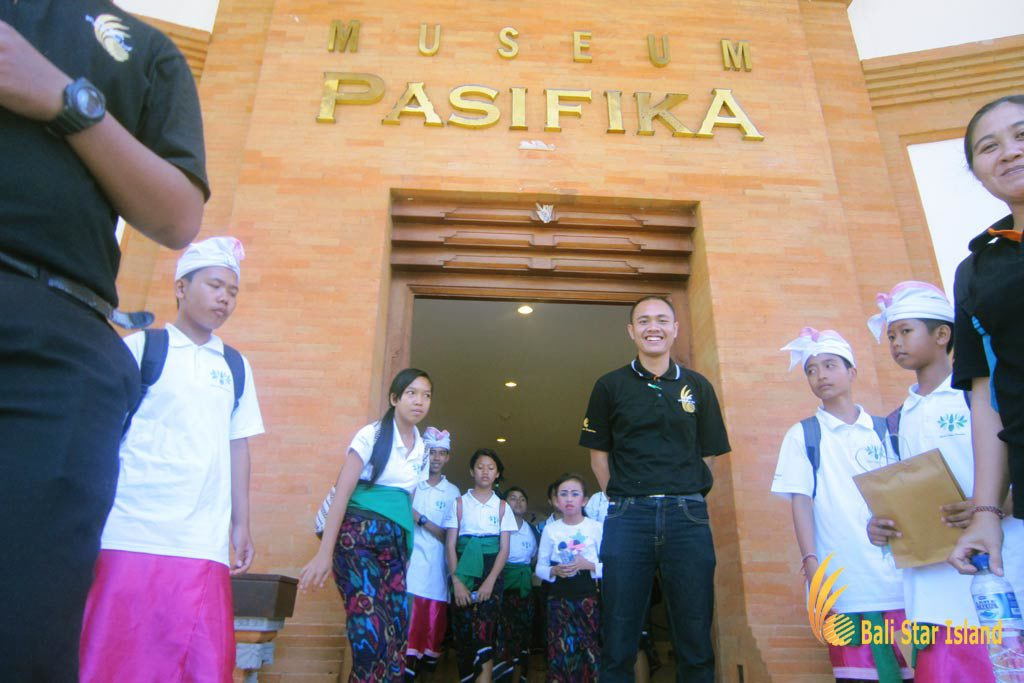 museum pasifika, museum pasifika nusa dua, bali csr, bali csr service, corporate social responsibility