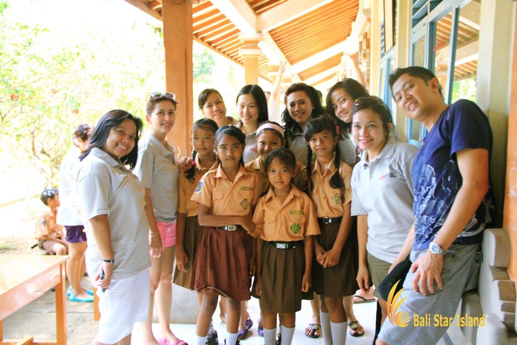 bali school, bali school csr, school csr project, bali csr, bali csr service, corporate social responsibility
