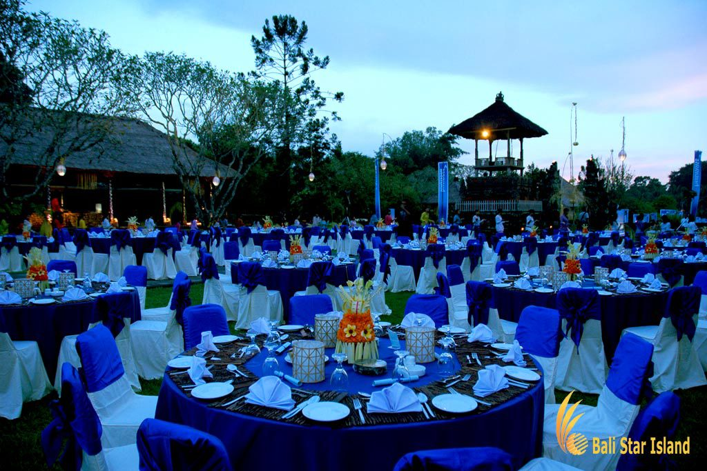 theme gala dinner, gala dinner, gala dinner setup, bali party, bali party planners