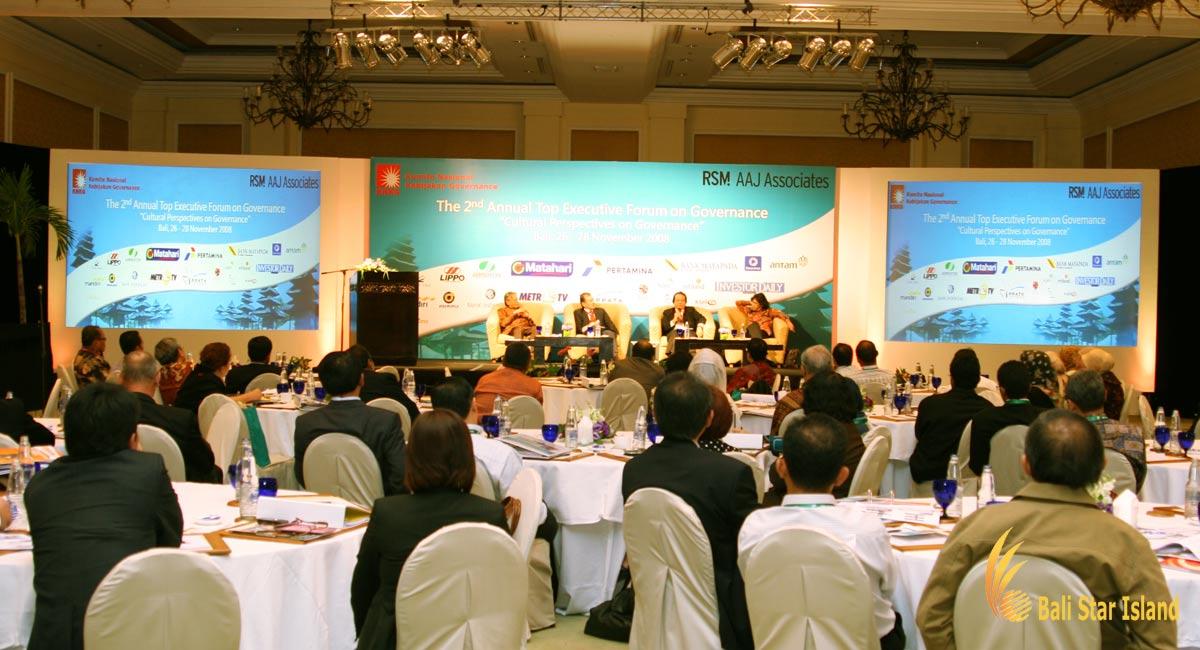 Bali Incentive Meeting and Adventure Program
