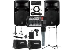 sound system, sound system rental, bali production support, bali production support service