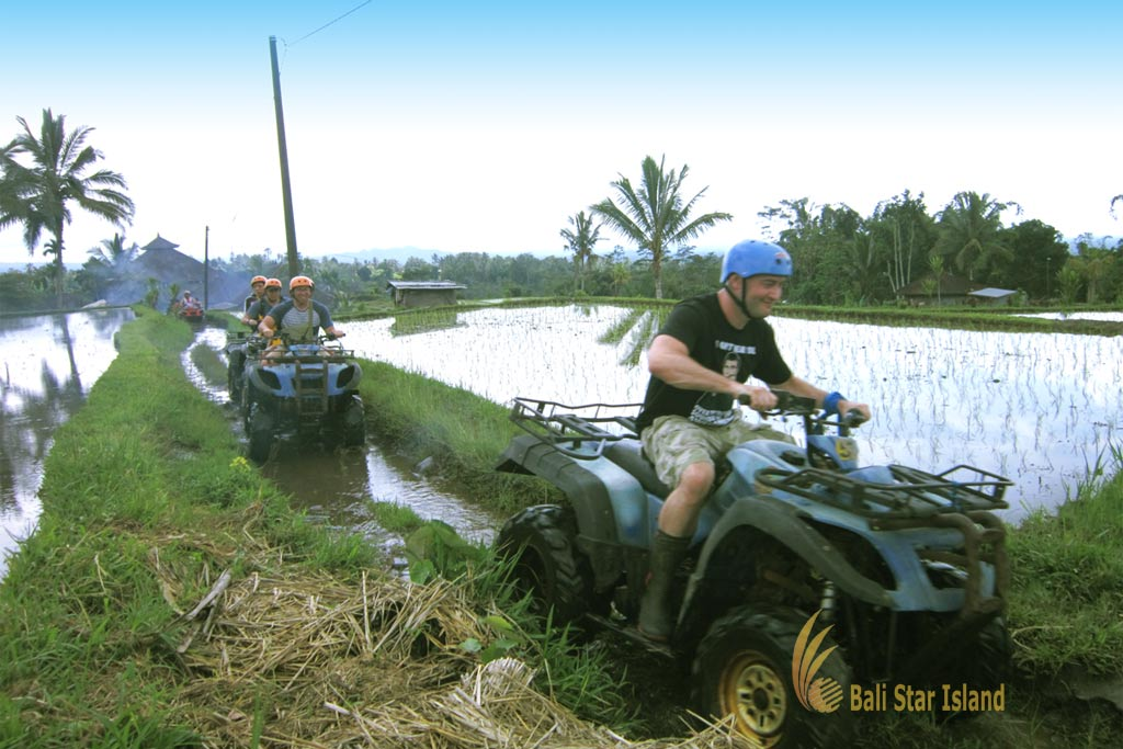ATV Riding Treasure Hunt Games, atv riding treasure hunt, team building