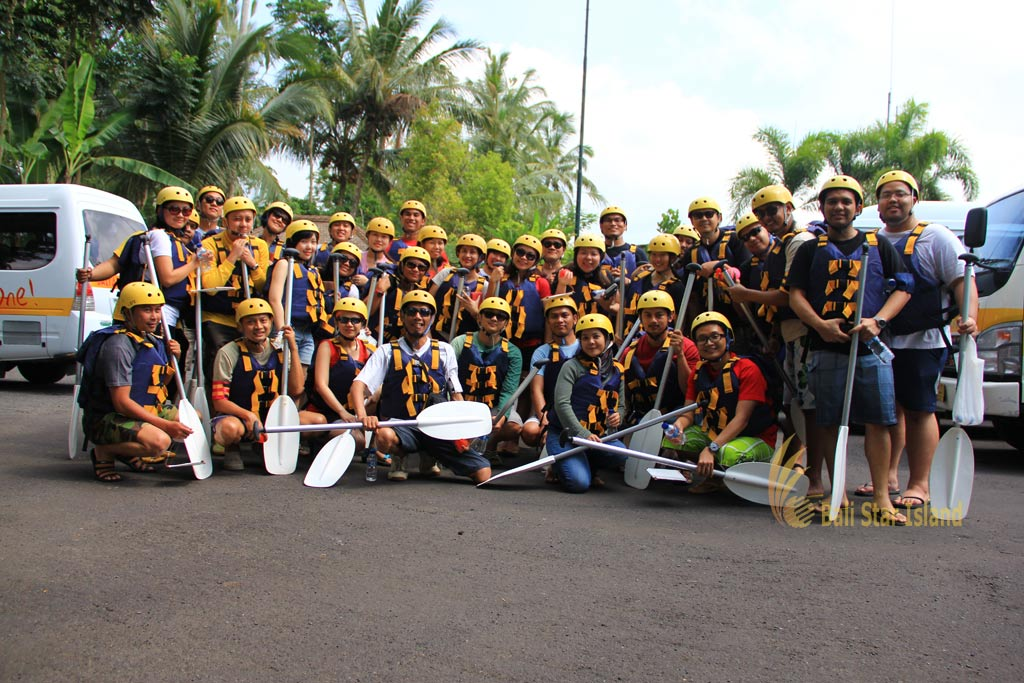rafting adventure, bali incentive, bali incentive full leisure, incentive full leisure