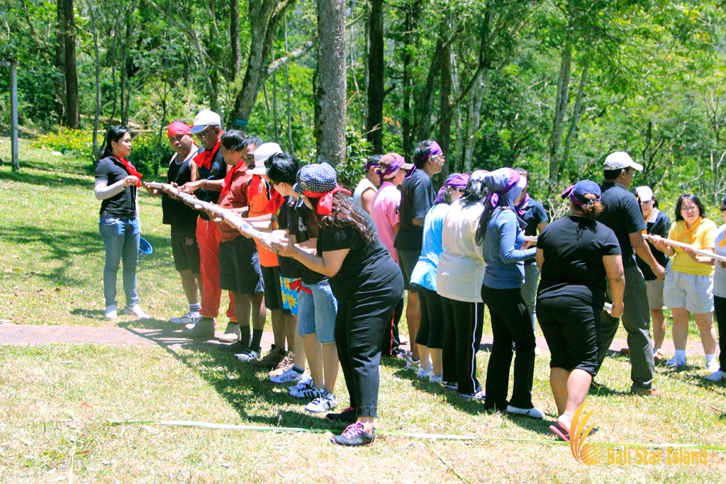 team building, team building activity, bali incentive, bali incentive full leisure, incentive full leisure
