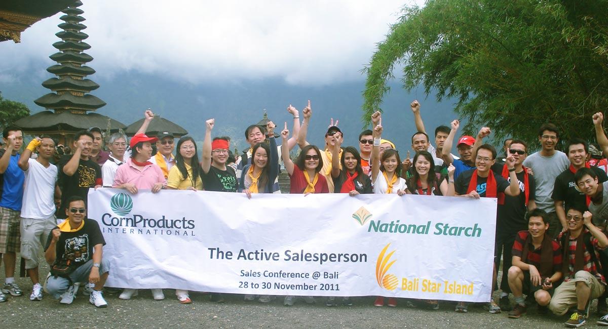 Bali Incentive Full Leisure Program