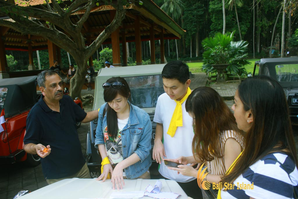 bali treasure hunt team building, bali treasure hunt, treasure hunt team building, team building
