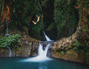 sambangan, singaraja, waterfall, place of interest