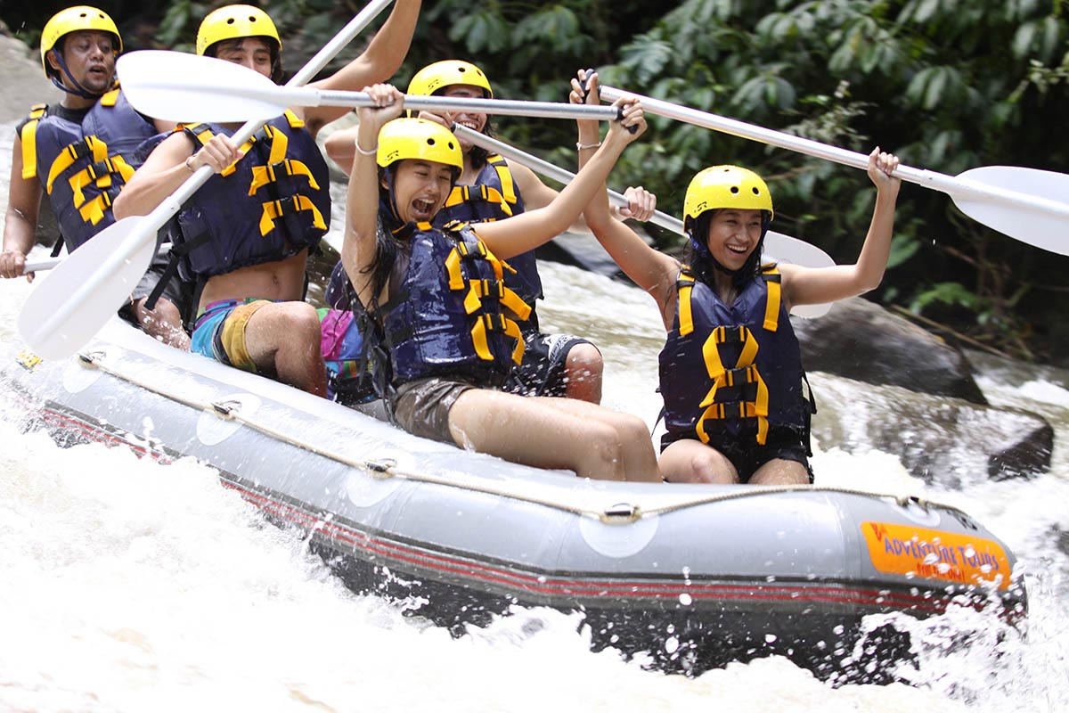 Mason Adventure Rafting – Ayung River Rafting Ubud