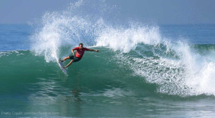 World Surf League – WSL Bali Pro 2018