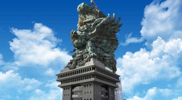 Garuda Wisnu Kencana Completion