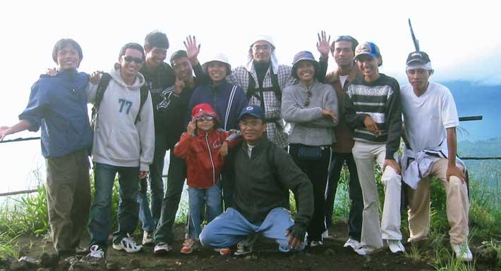 Batur Mount Climbing – Bali Star Island 6th Anniversary