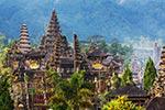 best 5 Bali temple