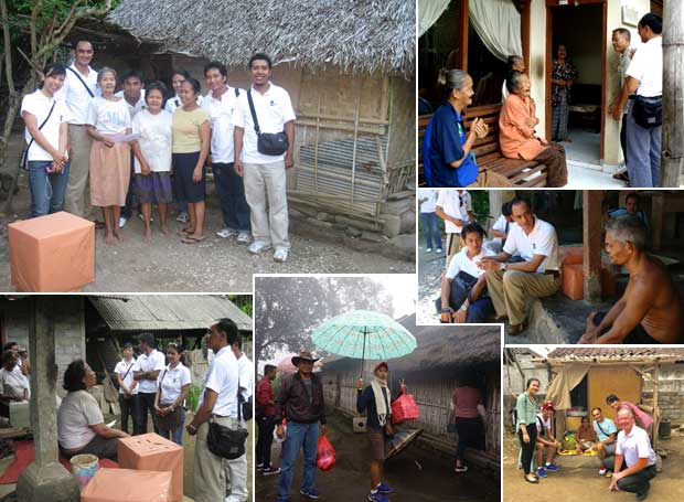 bali charity, help people
