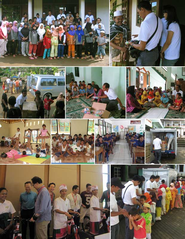 bali charity, charity activities, bali star island