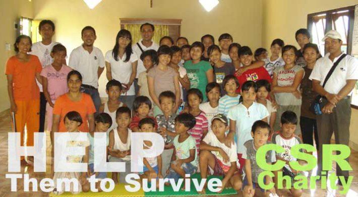 CSR Charity Activities