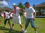 Stepping Mat Game – 10th Bali Star Island Anniversary