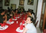 Group Dinner – Borobudur Tour Experience