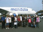 Bali Yogyakarta Flight Mandala Air
