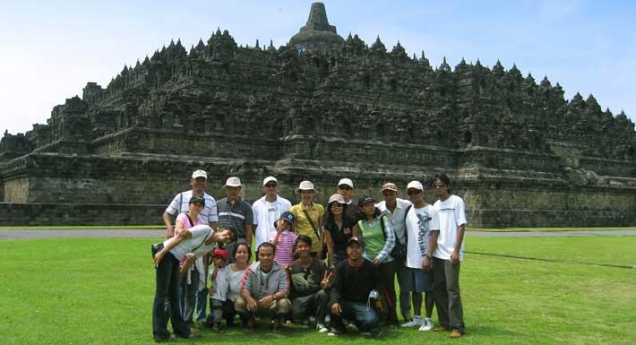 Borobudur Tour Experience