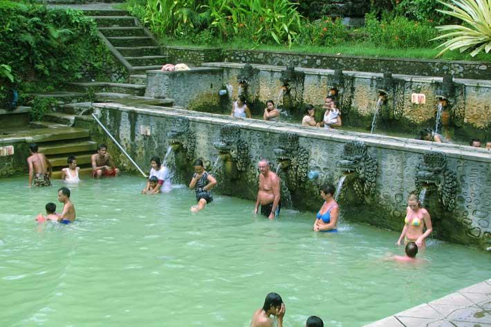 hot spring banjar, lovina dolphin tour