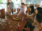 Cutting Cake Celebration – 7th Bali Star Island Anniversary
