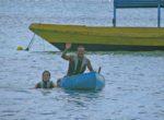 Beach Canoe – Bali Hai Cruise Lembongan Activities