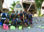 Bali Hai Huts – Snorkeling Preparation Bali Star Island Staff