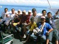 Lembongan Cruise Sail Lombok Strait – Company Anniversary