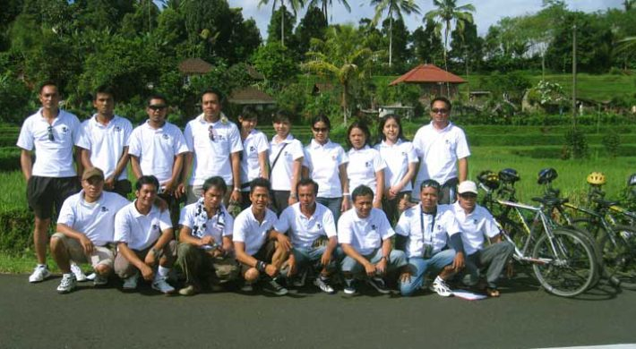 Singaraja Cycling – Bedugul Team Building