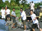 Singaraja Cycling Start Point – 10th Bali Star Island Anniversary