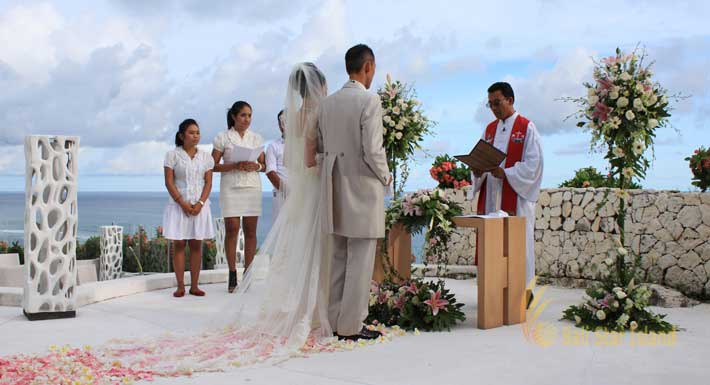 Bali Full Legal Wedding
