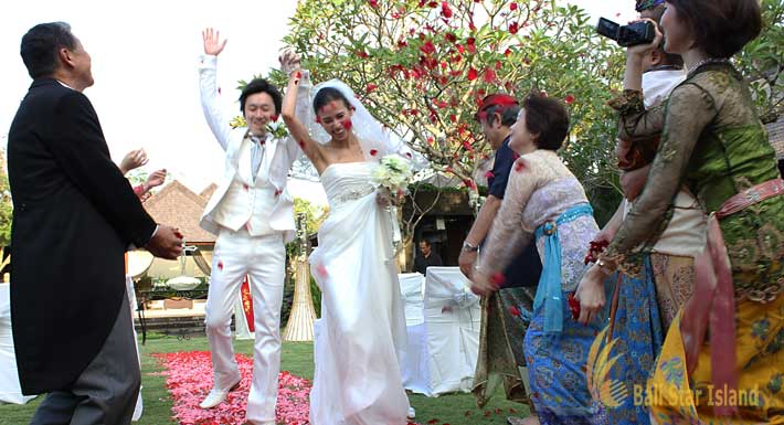 Bali Religious Wedding Packages