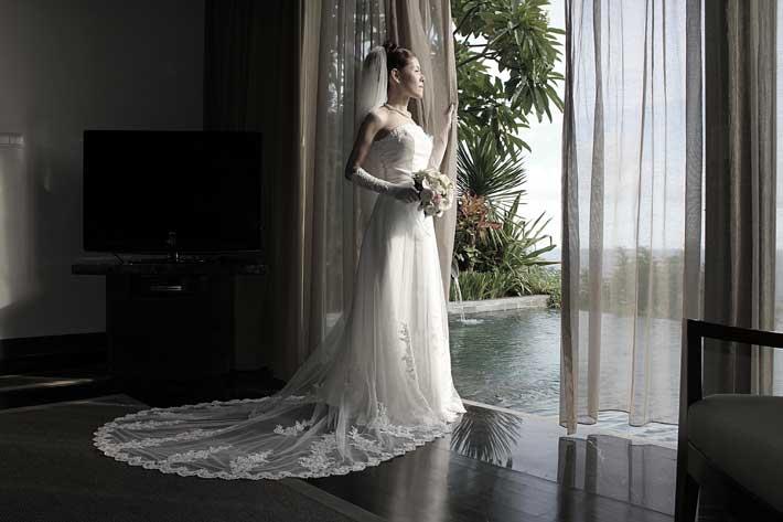 bali wedding dresses , western wedding dresses, western wedding costume