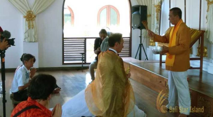Bali Buddhist Wedding Package