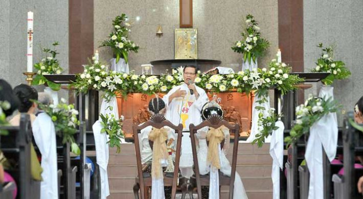 Bali Catholic Wedding Package