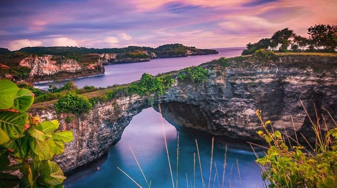 One Day West Nusa Penida Tour Package