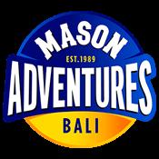 mason adventures, mason adventures logo